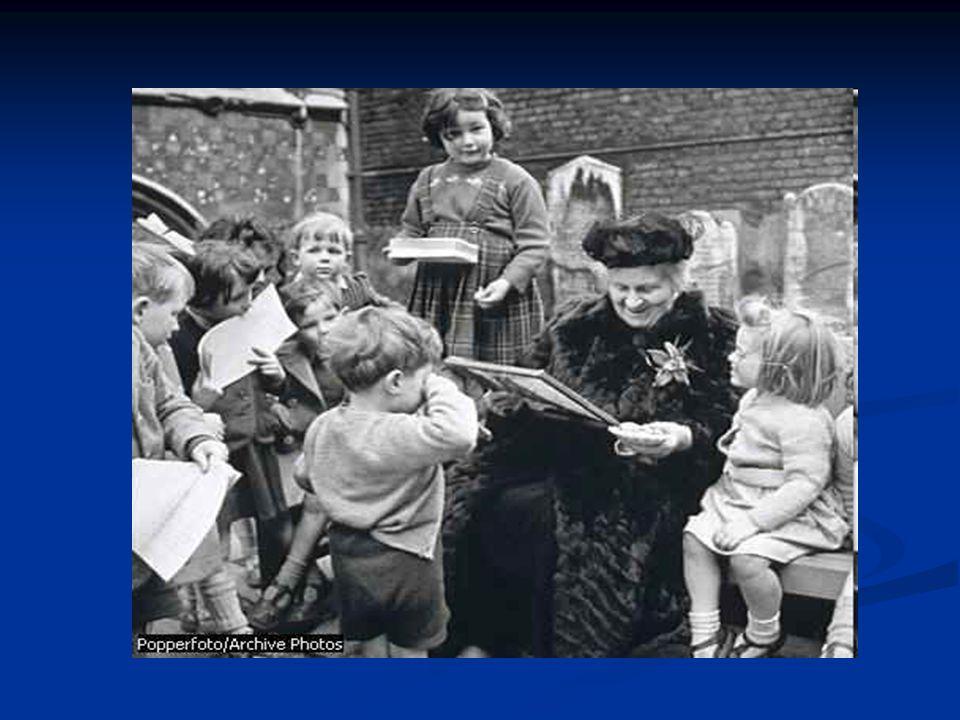 A koncepció gyermekantropológiai- pszichológiai alapjai A Montessori pedagógia legfontosabb alapgondolata a szabadság, amely azon az antropológiai elven nyugszik, amely szerint a gyermek születésétől kezdődően önállóságra és spontán tevékenység megvalósítására képes lénynek tekinthető, aki egymás utáni lépések során át önmaga építi fel saját személyiségét.