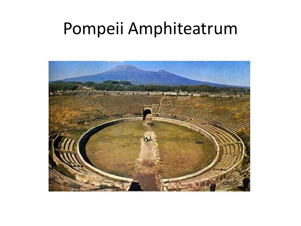 Pompeii Amphiteatrum