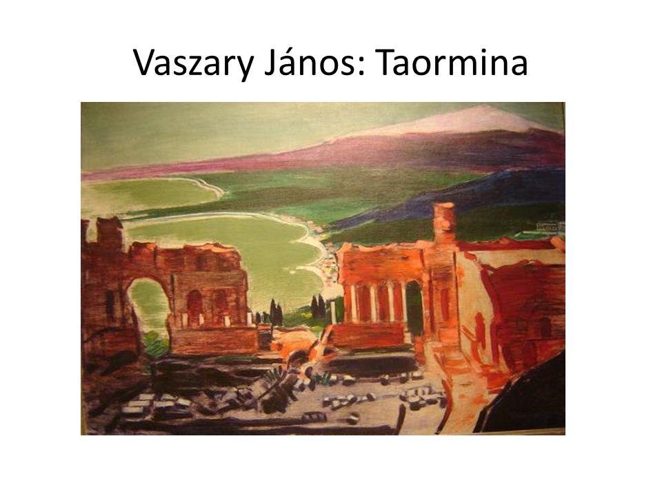 Vaszary János: Taormina