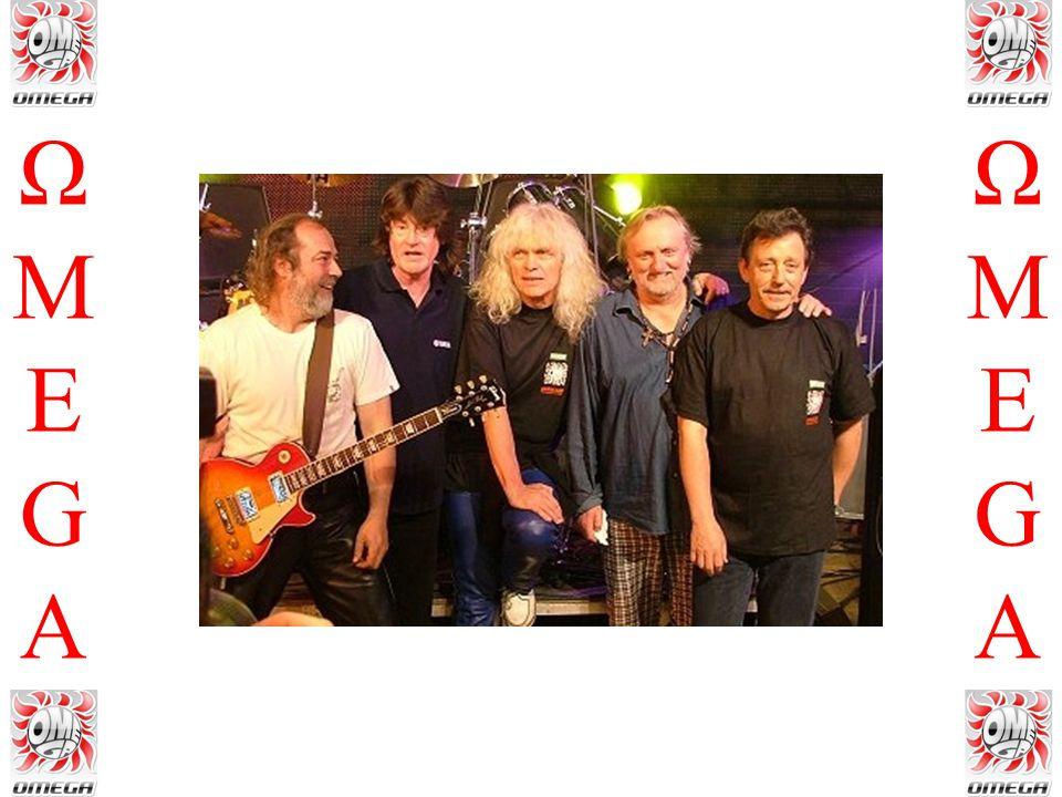 ΩMEGAΩMEGA ΩMEGAΩMEGA ΩAz Omega egy magyar rockegyüttes, mely 1962- ben alakult, és 2007-ben ünnepelte fennállása 45.