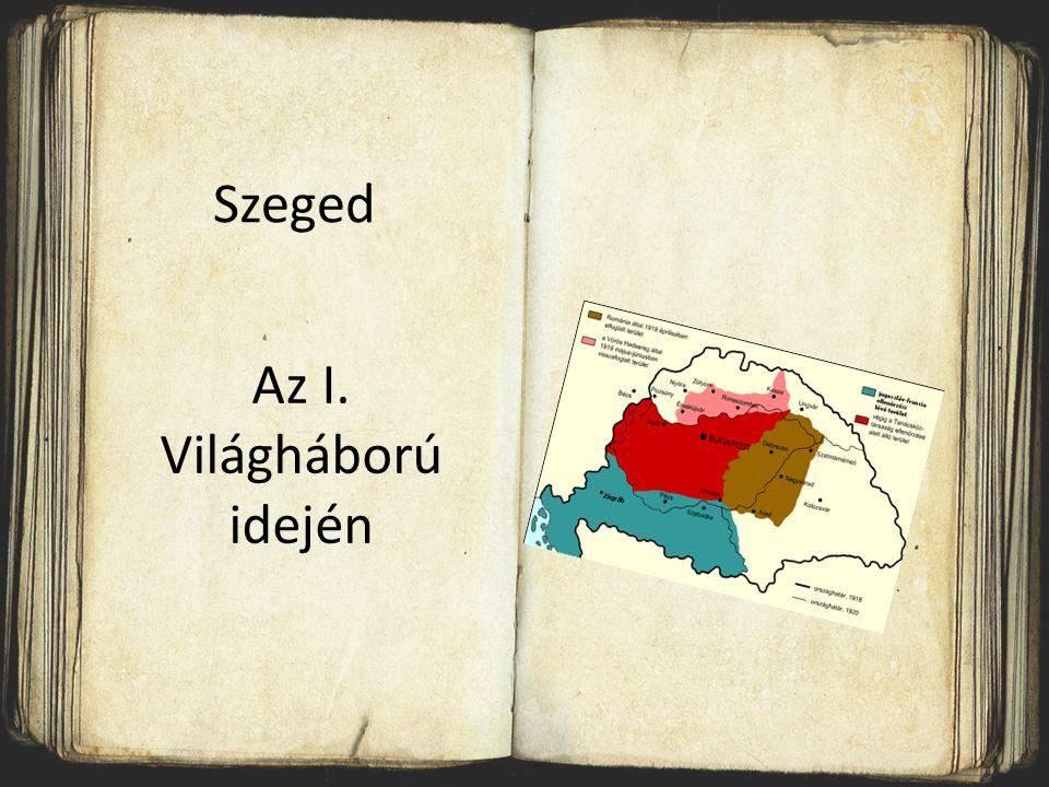 Tisza István meggyilkolása után (október 31.) a közgyűlés november 2-i határozata folytán Szegeden is győzött a polgári demokratikus forradalom.