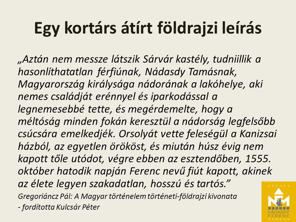 Magyari István – Sárvár, 1602.