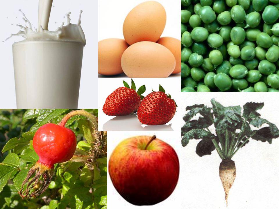 Fedezi a napi vitaminszükségletet.Erősíti az immunrendszert.