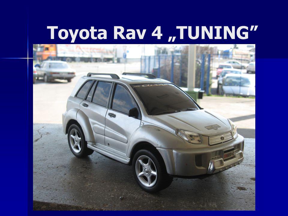 """Toyota Rav 4 """"TUNING"""