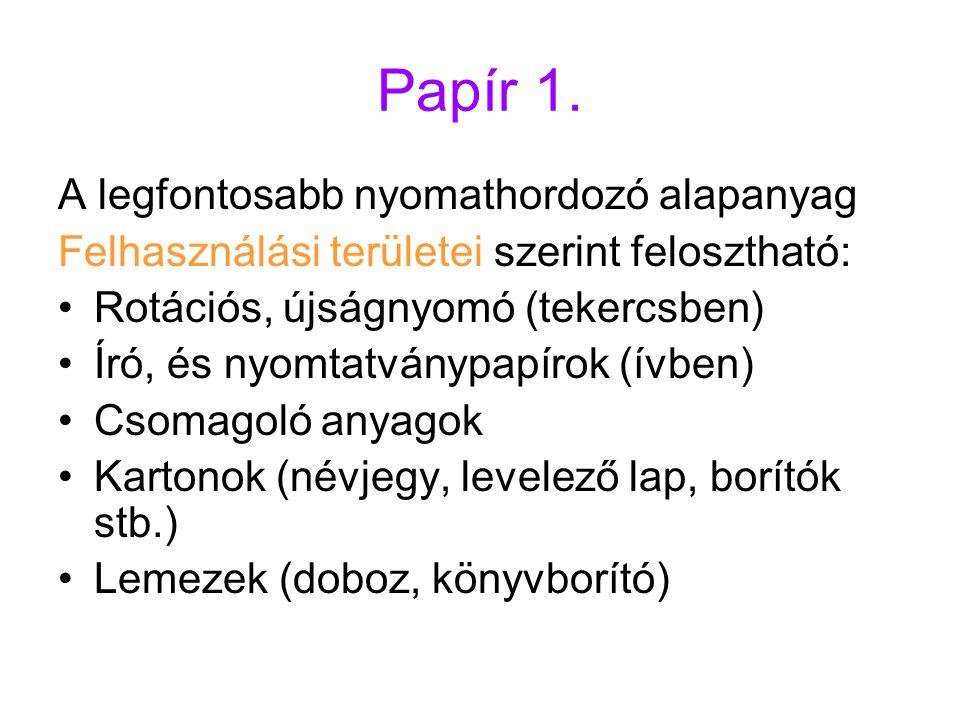 Papír 1.