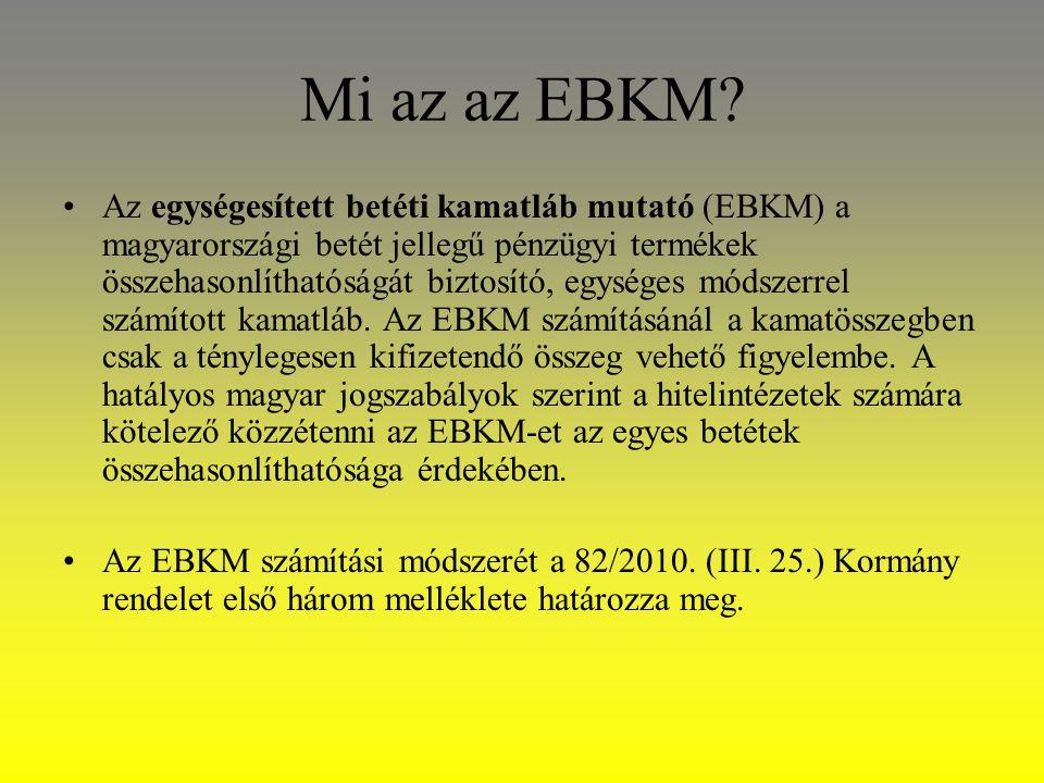 Mi az az EBKM.