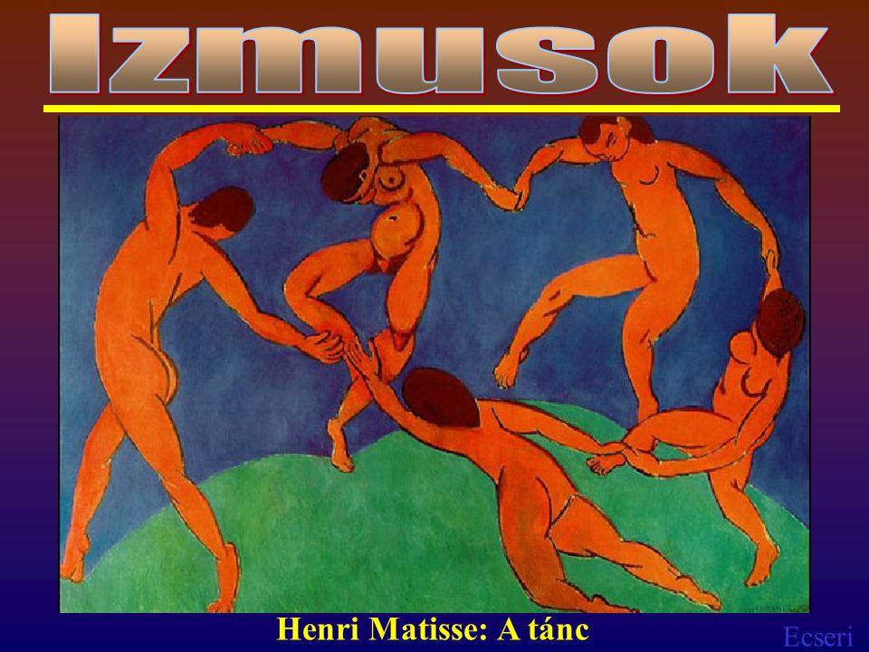 Ecseri Henri Matisse: A tánc