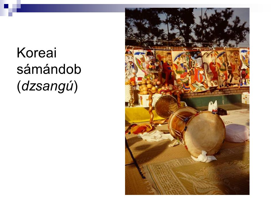 Koreai sámándob (dzsangú)