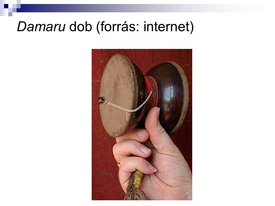 Damaru dob (forrás: internet)