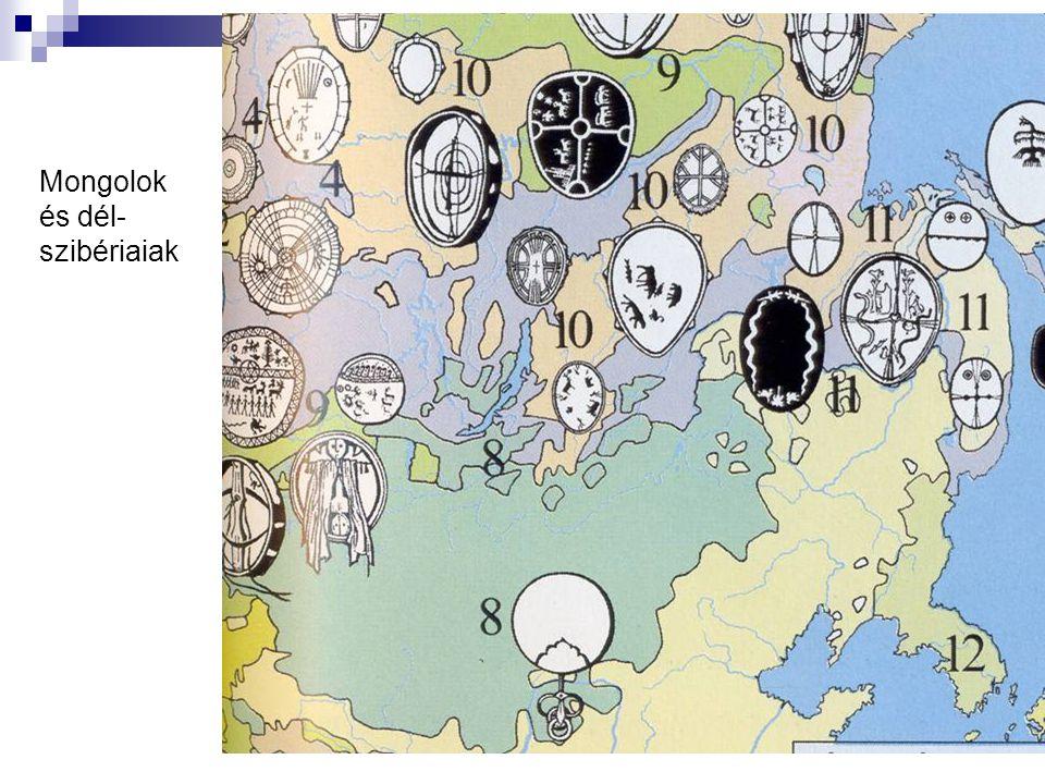 Mongolok és dél- szibériaiak