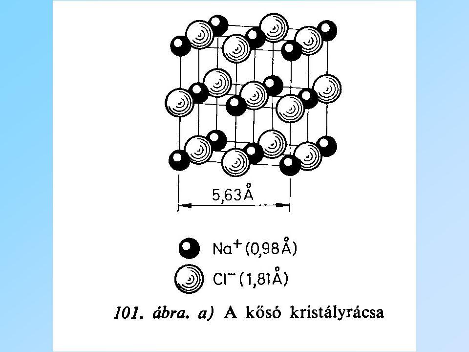 A nemkristályos ( amorf állapotú ) anyagok szerkezete Makroszkópikus tulajdonságaik iránytól függetlenek, izotrópok ( A szilárd testek kisebbik csoportja .