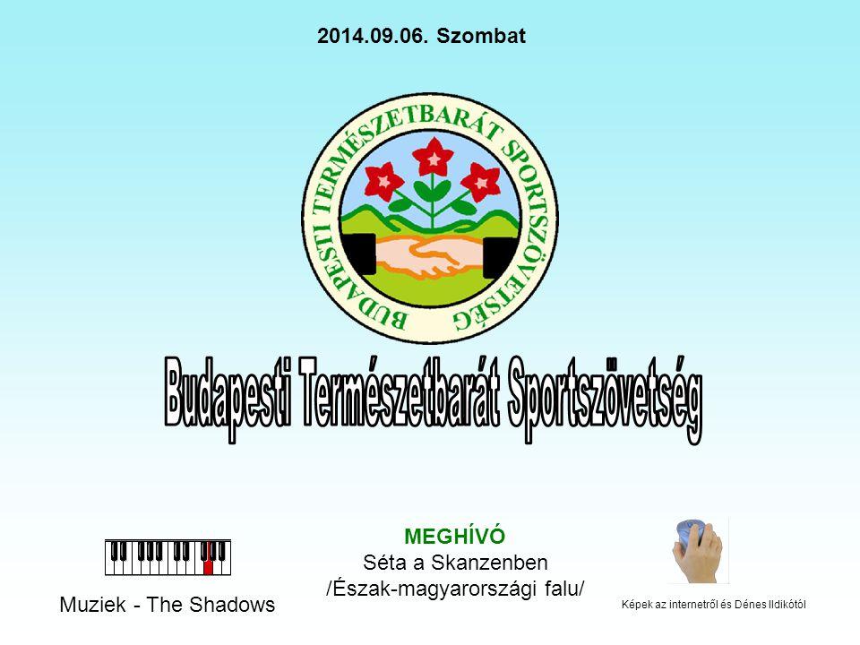 Muziek - The Shadows MEGHÍVÓ Séta a Skanzenben /Észak-magyarországi falu/ 2014.09.06.