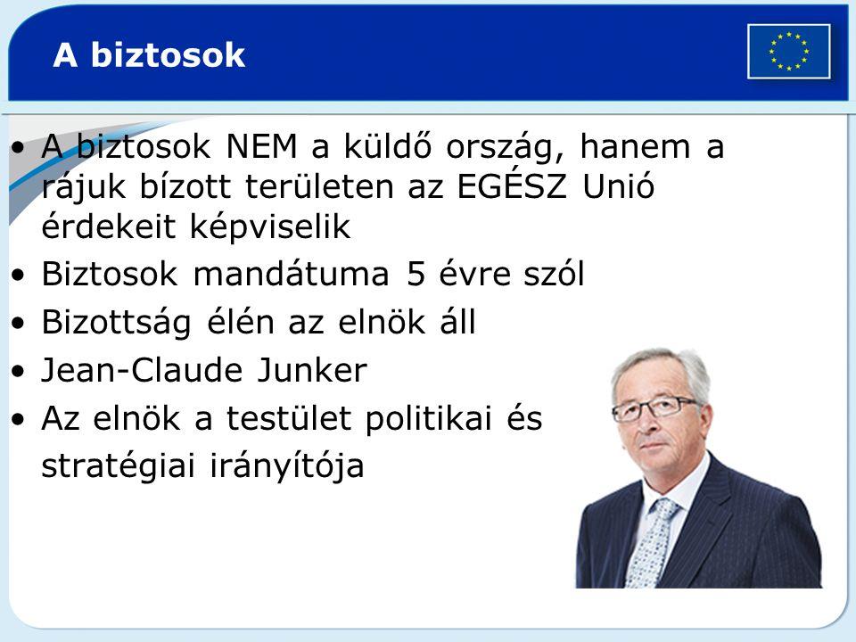 Tagjait 5 évre választják Minden ország a saját választási szabályai szerint rendezi az EP választásokat A képviselők nem országok, hanem politikai csoportok szerint foglalnak helyet a parlamentben Jelenleg 751képviselője van Magyarország 21 képviselőt küld az EP-be