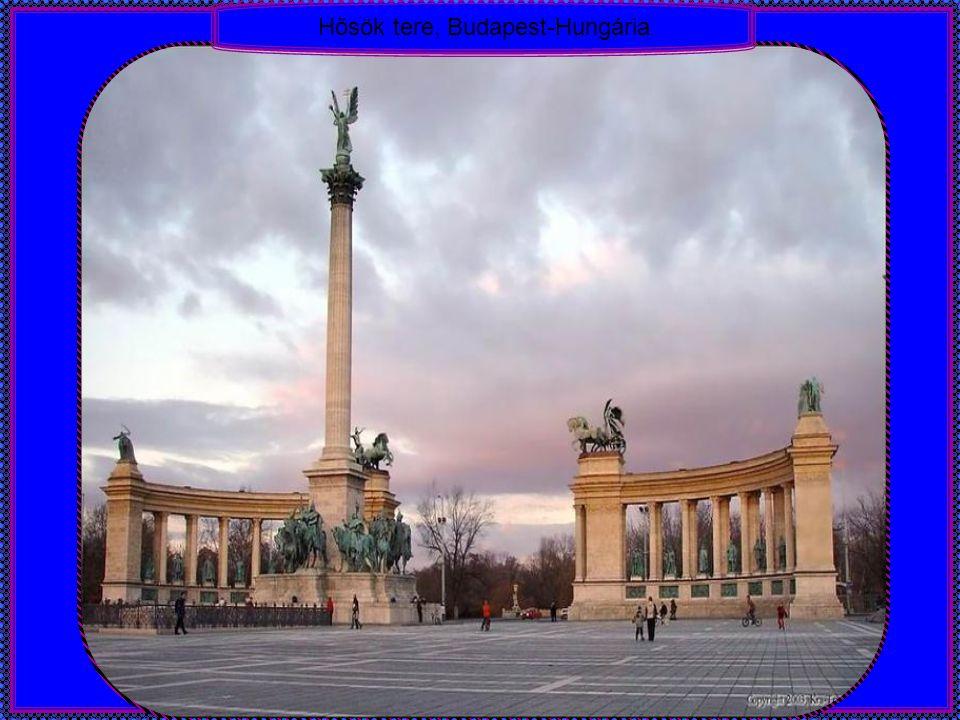 I. Ferenc József emlékére, Budapest - Hungaria