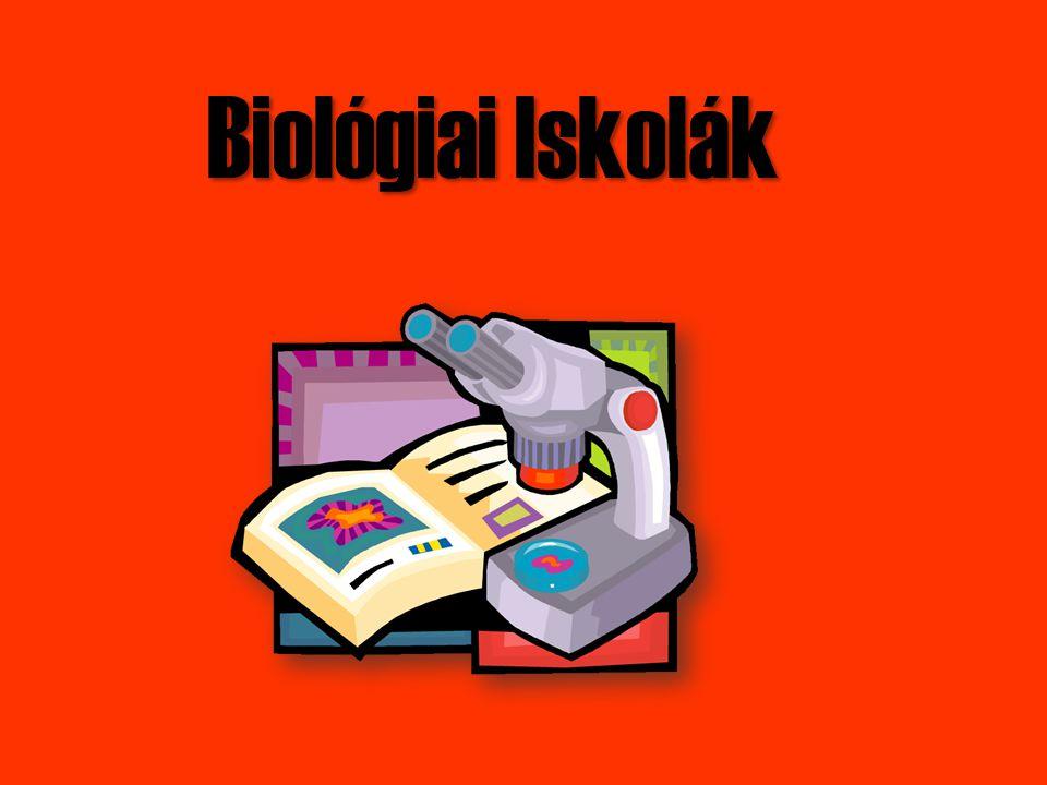 Biológiai Iskolák