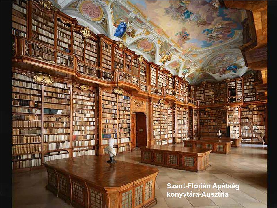 Liverpooli Nyilvános Könyvtár olvasószobája-Anglia