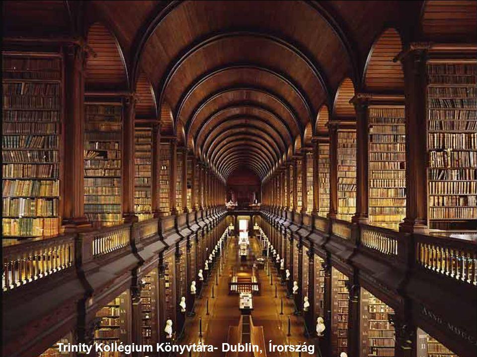 Cseh Nemzeti Könyvtár-Prága, Csehország