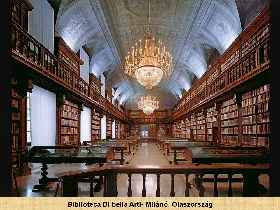 Biblioteca Angelica- Róma, Olaszország
