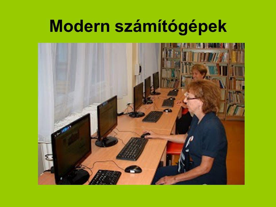 Modern számítógépek
