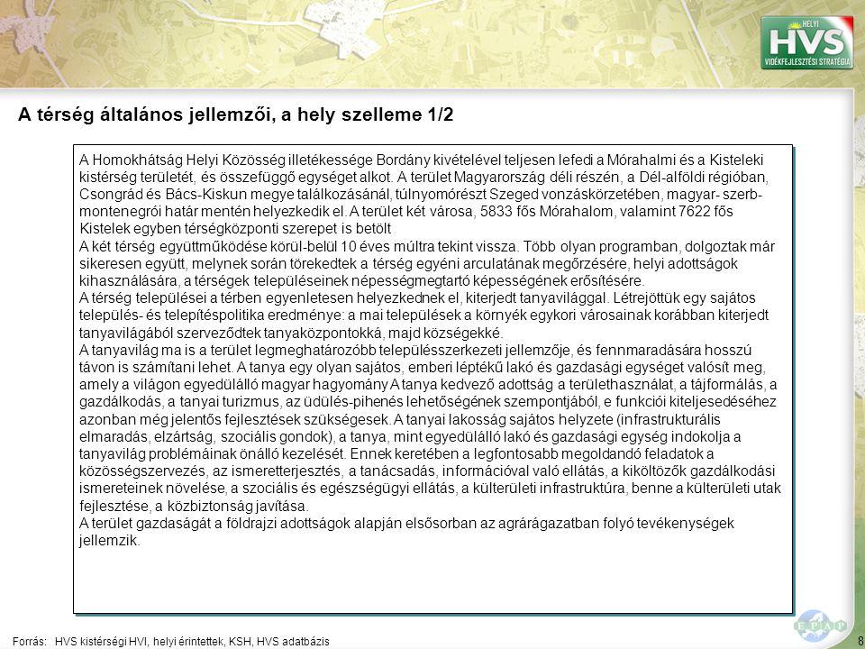 69 A 10 legfontosabb szolgáltatás, ill.