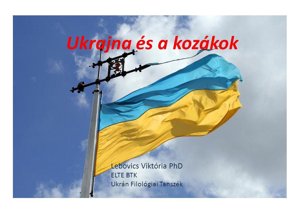 Ukrajna földrajzi térképe