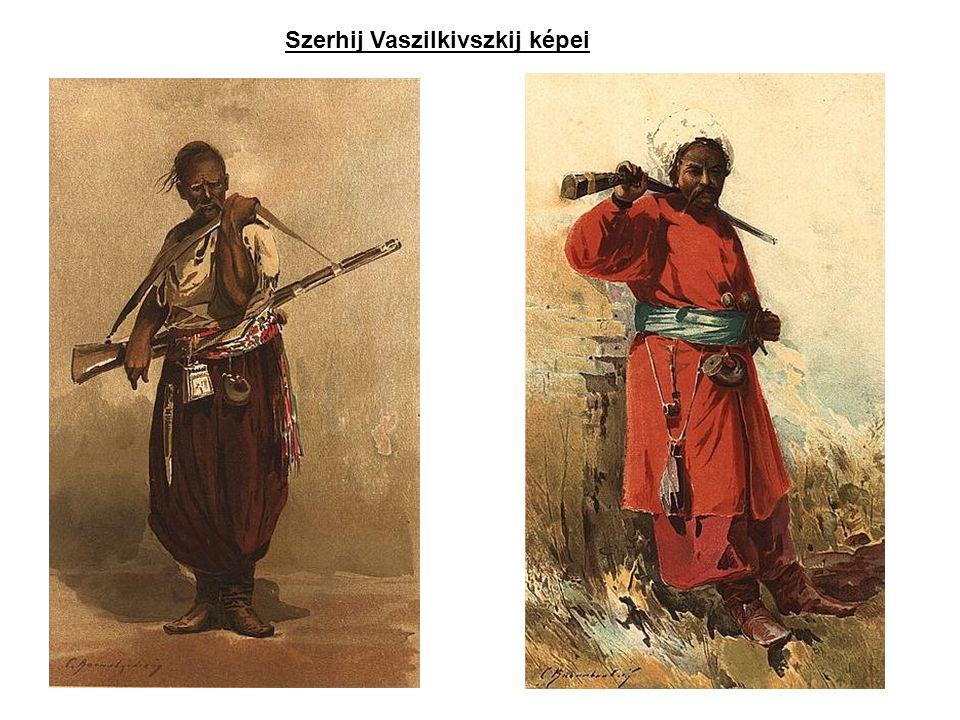 Szerhij Vaszilkivszkij képei