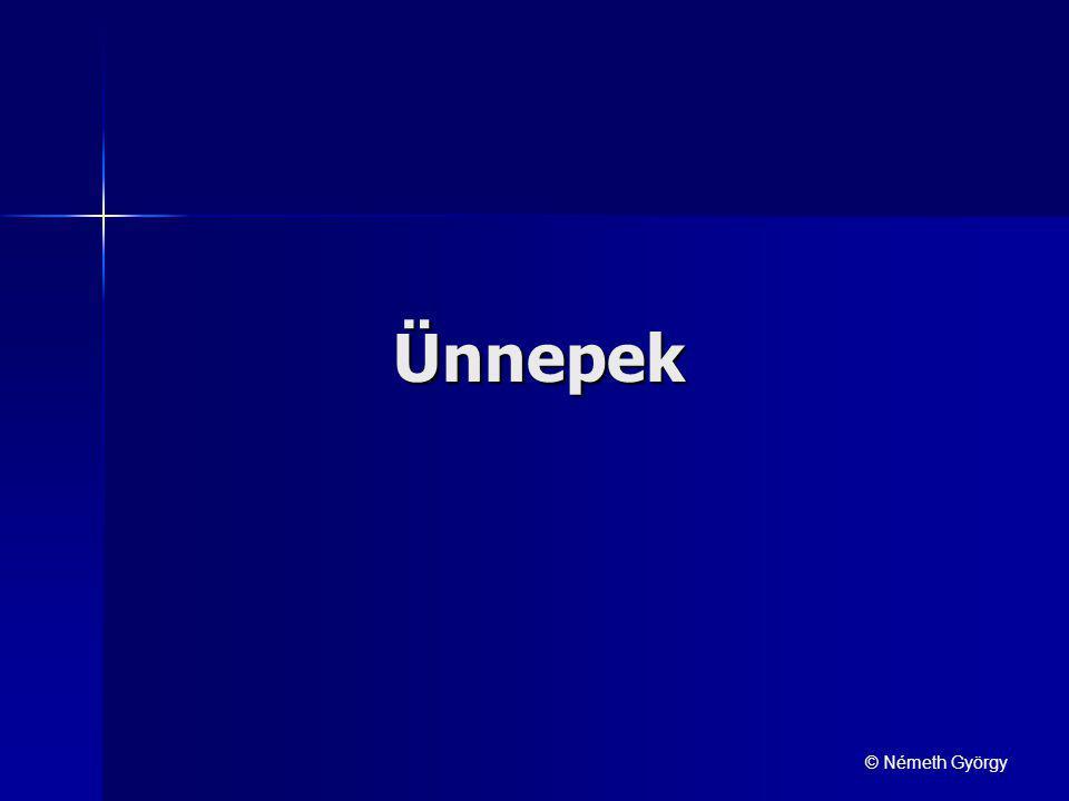 Ünnepek © Németh György