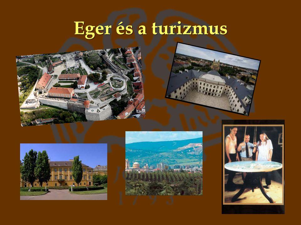 Eger és a turizmus