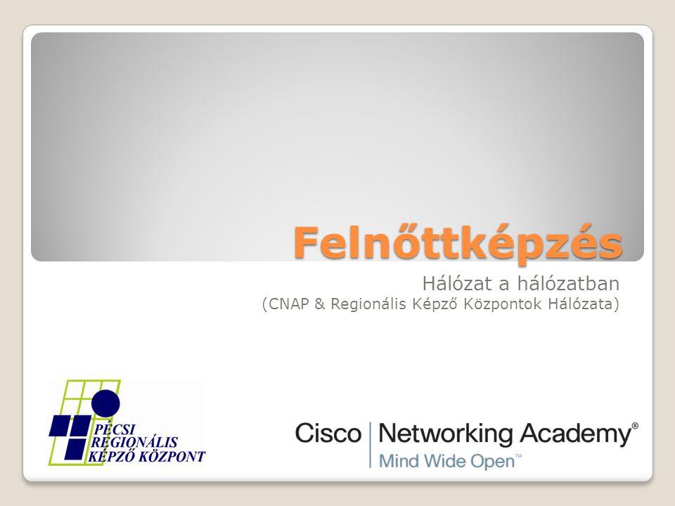 Felnőttképzés Hálózat a hálózatban (CNAP & Regionális Képző Központok Hálózata)