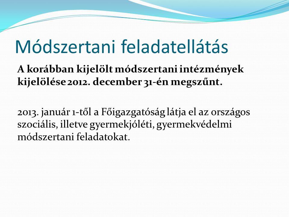 Továbbképzési kötelezettség felmérése (Nemzeti Család- és Szociálpolitikai Intézet TÁMOP-5.4.10-12/1-2012-0001 azonosítószámú Szociális képzések rendszerének modernizációja c.