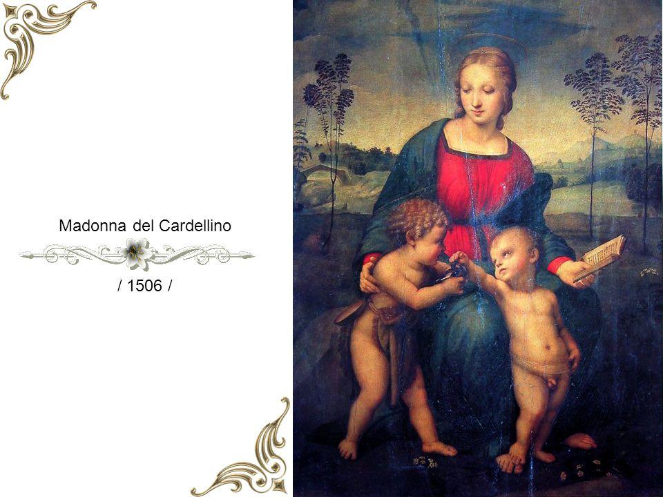 Madonna Belvedere / 1506 /
