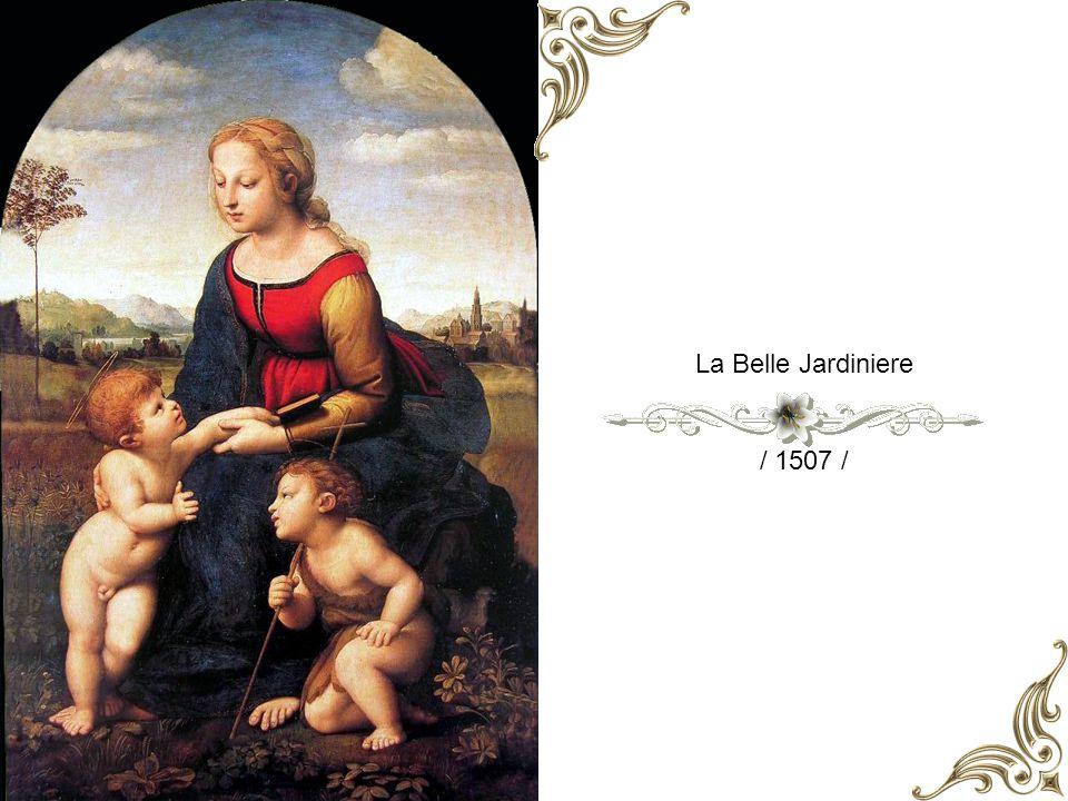 Madonna del Cardellino / 1506 /