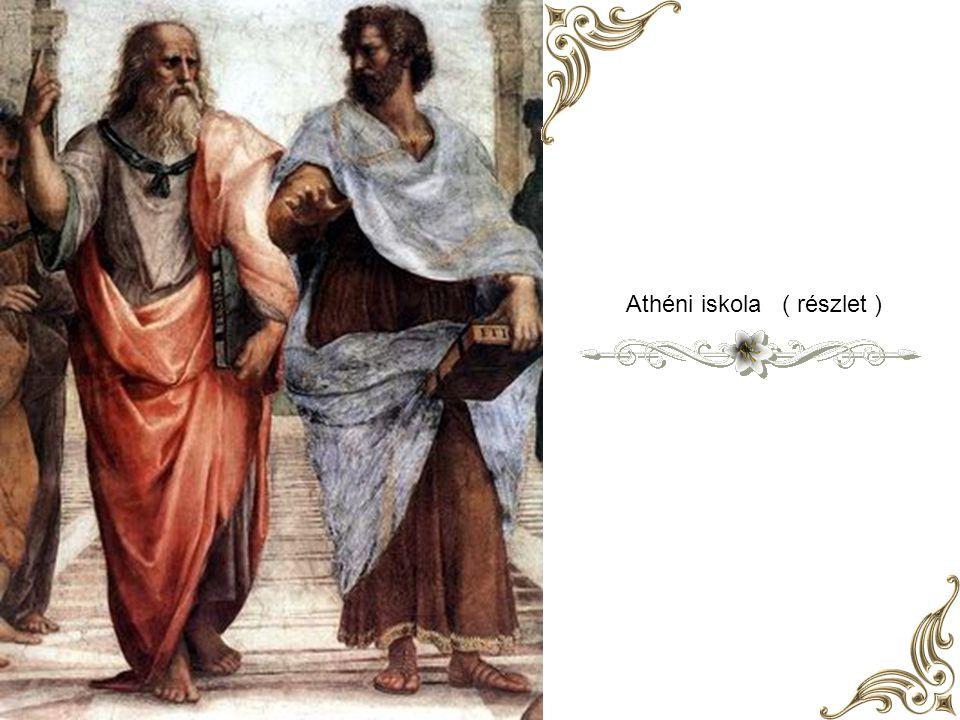Athéni iskola / 1509 – 1511 / részlet 04