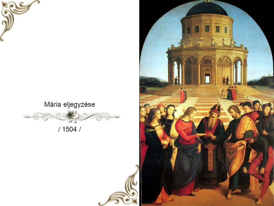 Három grácia / 1504 /