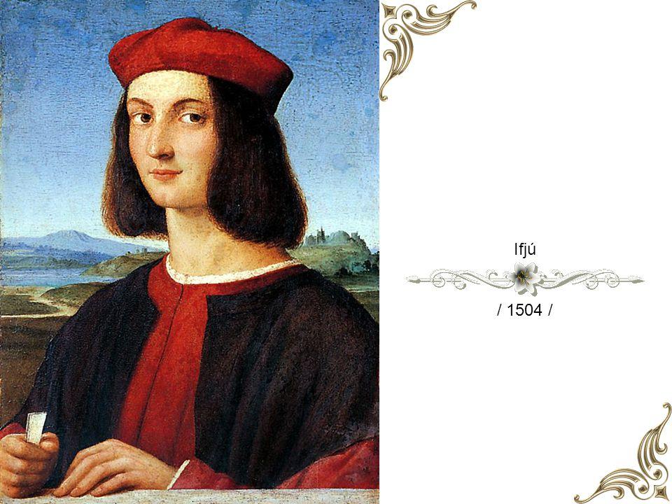 Mária eljegyzése / 1504 /