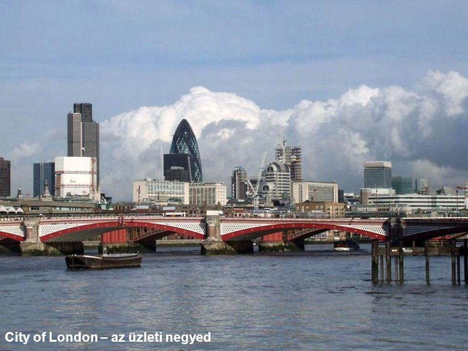 London – csak a nosztalgiázó turistáknak