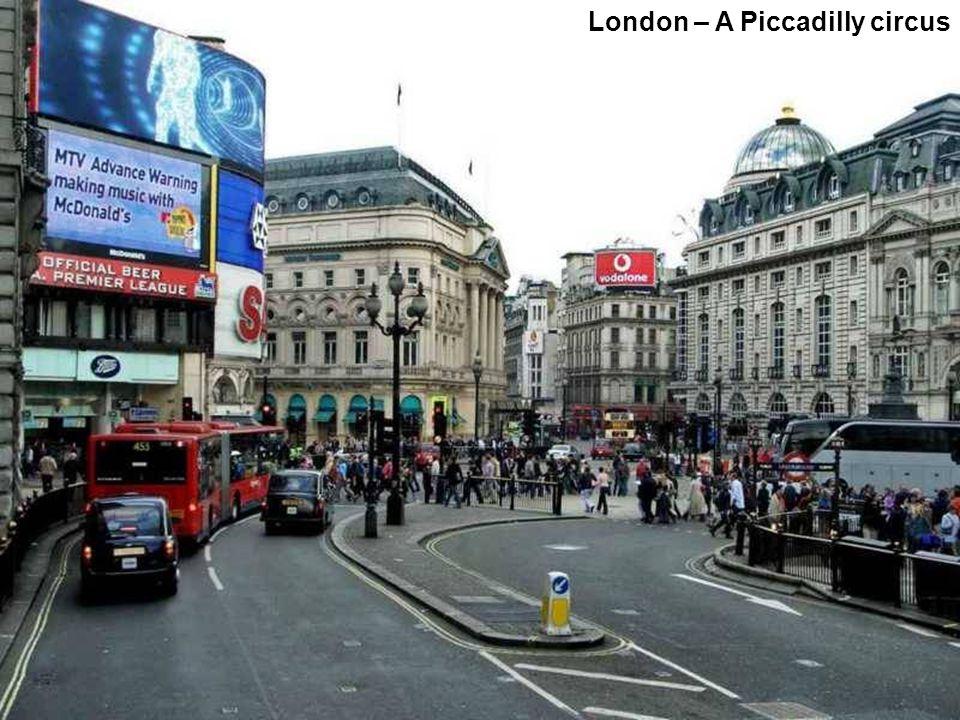 London – Európa első földalattija
