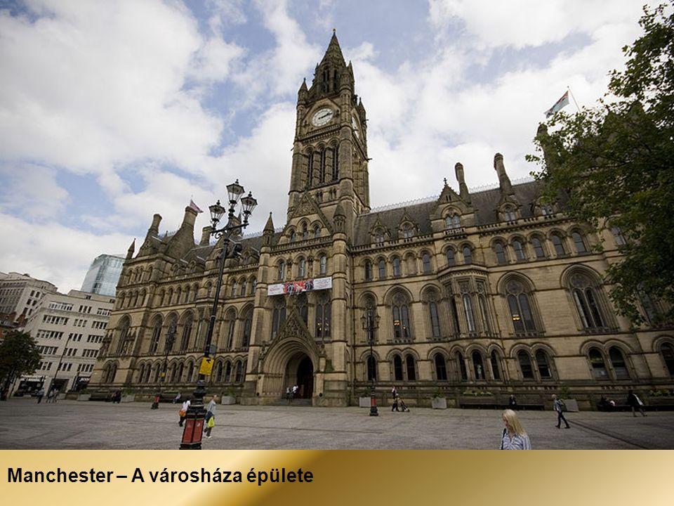 Glasgow – Lakónegyedi épület