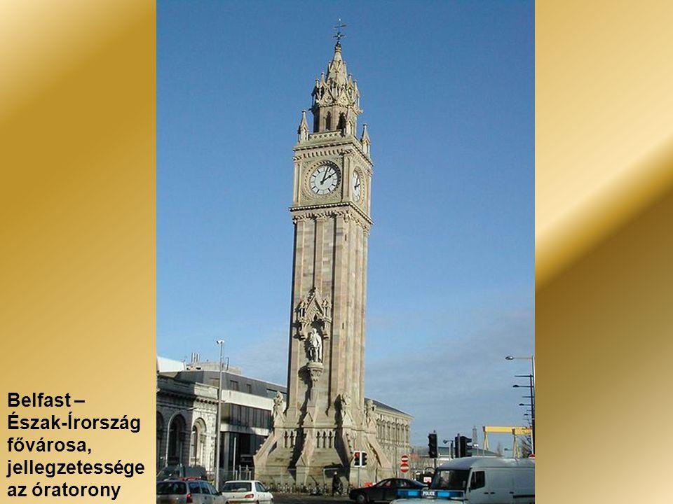 Manchester – A városháza épülete