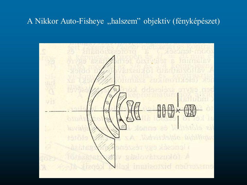 """A Nikkor Auto-Fisheye """"halszem"""" objektív (fényképészet)"""