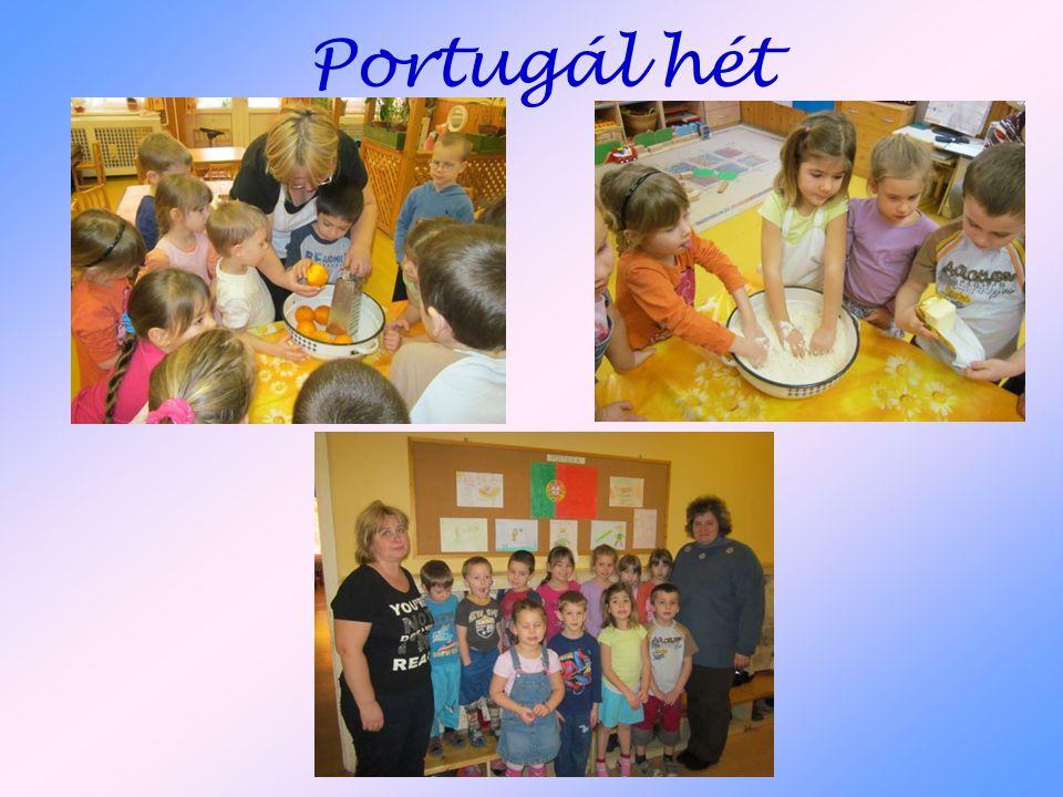 Portugál hét