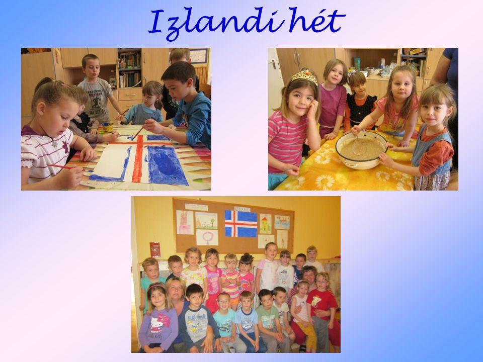 Izlandi hét