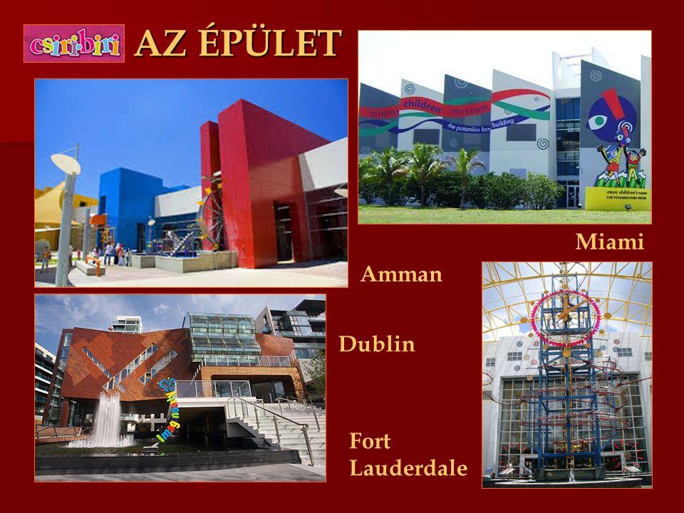Fort Lauderdale Amman Miami Dublin