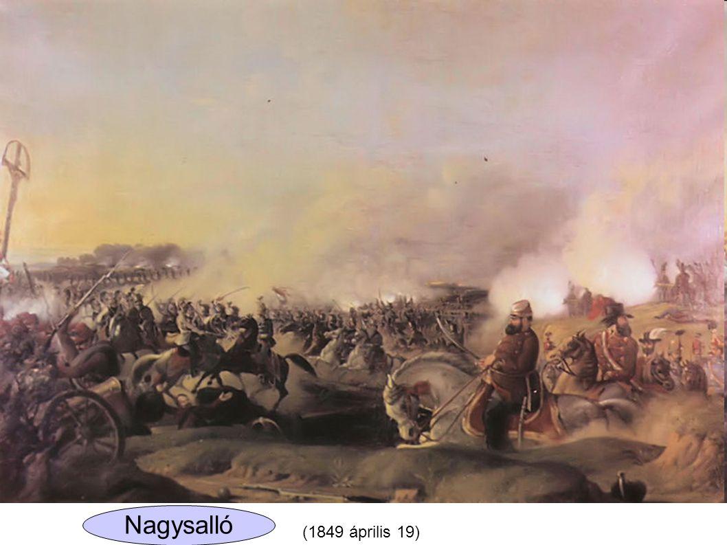 (1849 április 19) Nagysalló