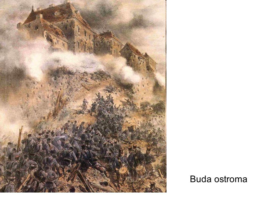 Buda ostroma