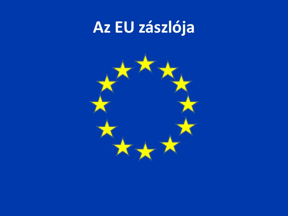 Az EU zászlója