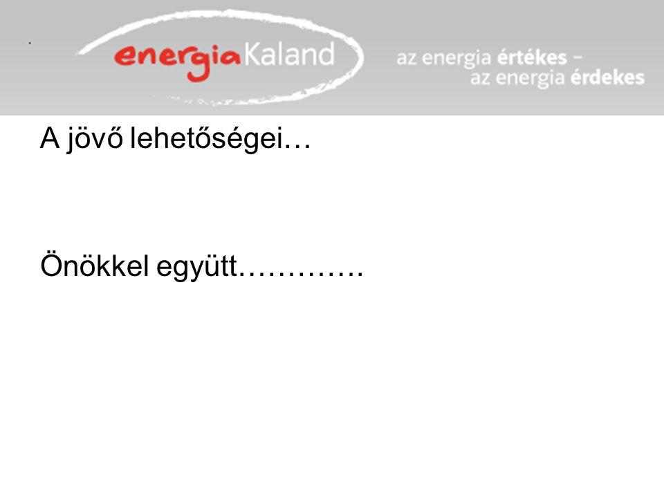 Elérhetőségeink: www.energiakaland.hu E.ON Hungária és E.ON Földgáz Kommunikációs osztálya Cím: 1051 Budapest, Széchenyi tér 7-8. Tel.: +36 1 472 2328