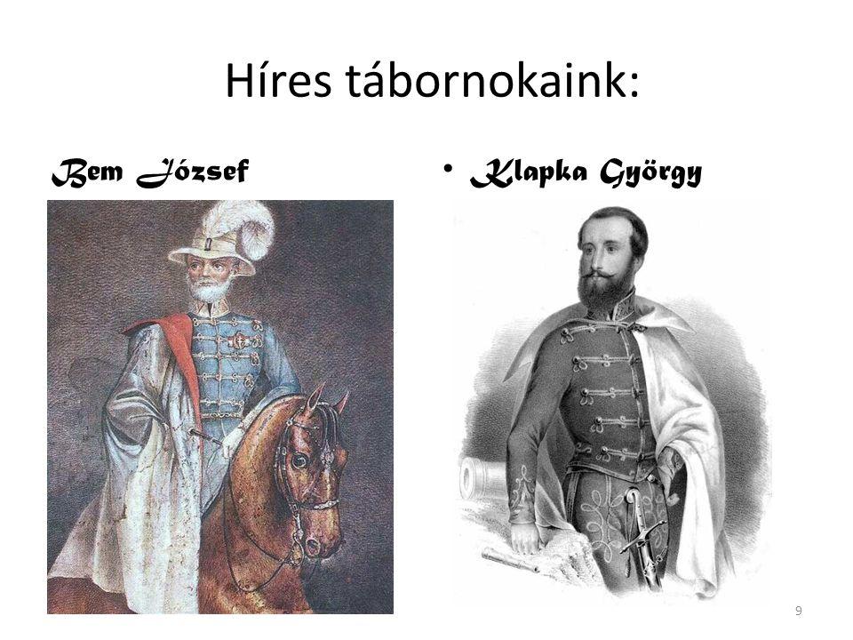 Harcoló felek: Magyarország Hasburg Birodalom Lengyel légiók Orosz Birodalom Bécsi és Német légiók Horvátország Olasz légiók 8