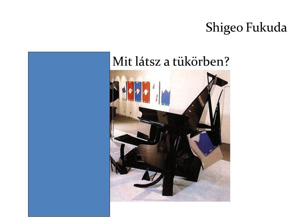 Mit látsz a tükörben? Shigeo Fukuda