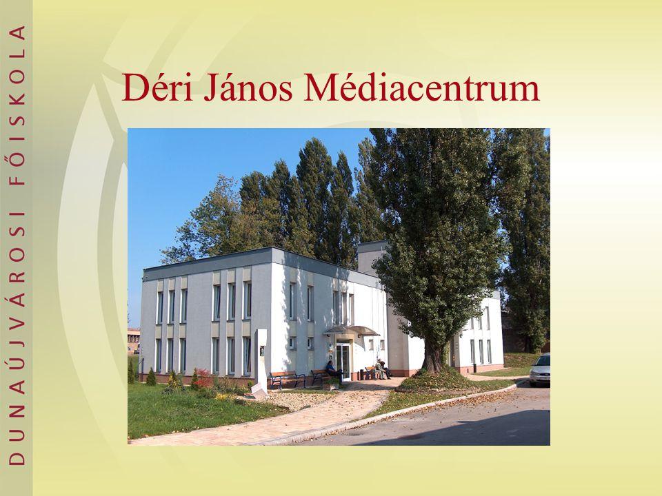 Déri János Médiacentrum